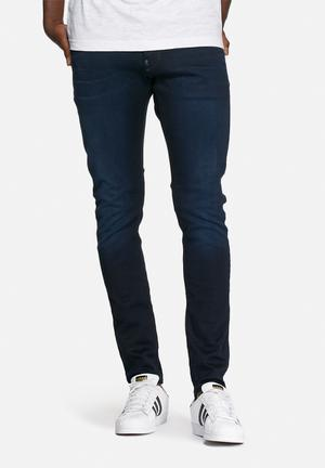 G-Star RAW Revend Super Slim Jeans Blue Indigo