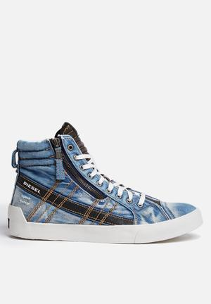 Diesel  D-vellows D-string Sneakers Blue