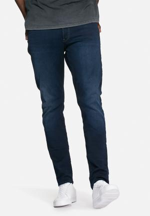 G-Star RAW 3301 Tapered Jeans Dark Indigo