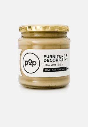 Pop Paint Pop Paint Latte Accessories