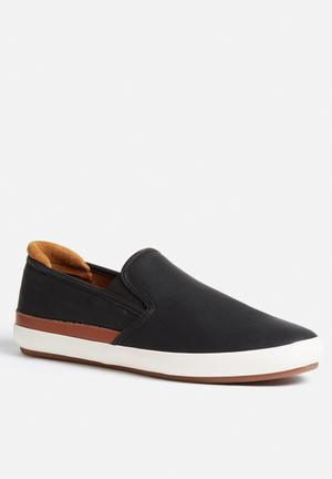 ALDO Huder Slip-ons And Loafers Black