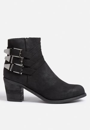 Vero Moda Christina Boot Black