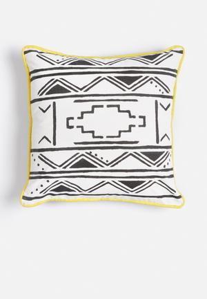 Scatterloader Zawadi Cushion Hand-painted Cushions