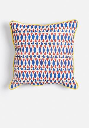 Scatterloader Marjani Cushion Hand-painted Cushions