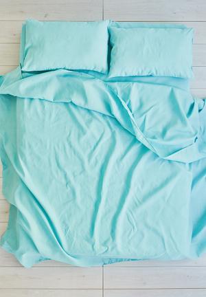 Sixth Floor Sheet Set Bedding Microfibre