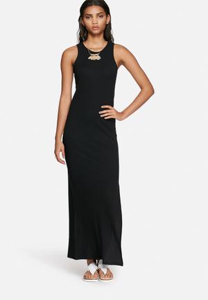 Jacqueline De Yong Owen Dress Casual Black