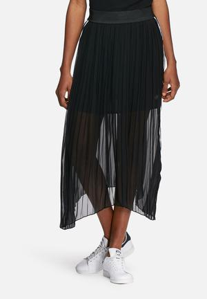 Adidas Originals Tennis Skirt Bottoms Black