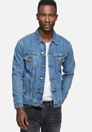 Carhartt WIP Western Jacket Blue