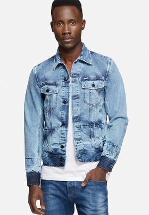 Diesel  Jim Jacket Blue