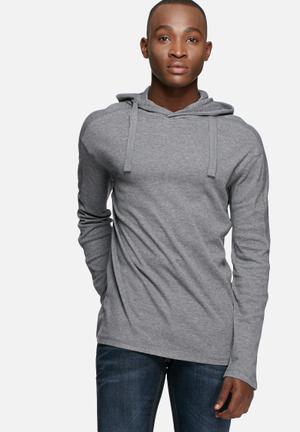 Only & Sons Ferdinan Hoodie Hoodies & Sweatshirts Grey