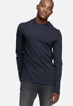Only & Sons Ferdinan Hoodie Hoodies & Sweatshirts Navy