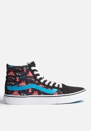 Vans SK8-Hi Slim DABSMYLA Sneakers Black / Multi / DABSMYLA