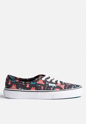 Vans Authentic DABSMYLA Sneakers Black / Multi / DABSMYLA