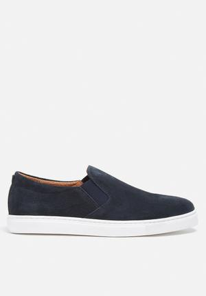 Selected Homme Danny Slip-ons And Loafers Navy