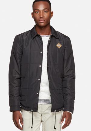 Jack & Jones Originals Sports Jacket Black