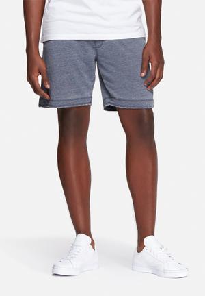 Jack & Jones Vintage Faris Sweat Shorts Navy