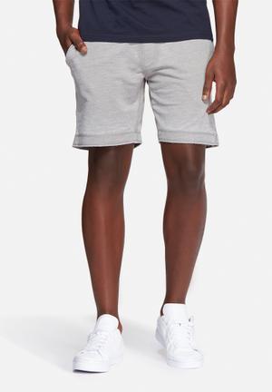 Jack & Jones Vintage Faris Sweat Shorts Grey
