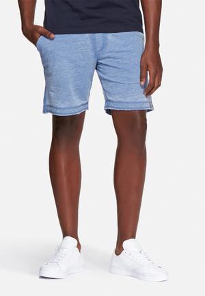 Jack & Jones Vintage Faris Sweat Shorts Noos Blue