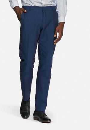 Selected Homme Logan Trouser Pants Navy