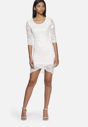 ONLY Sierra Dress Occasion White
