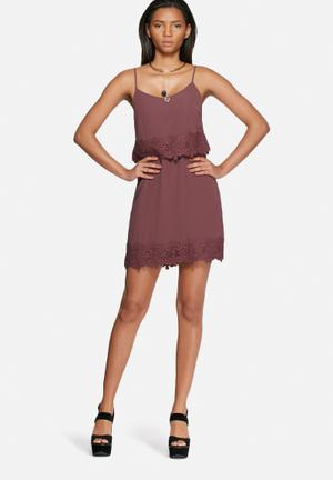 Ella strap dress