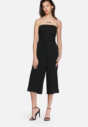 VILA Paley Jumpsuit Black