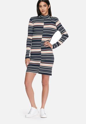 Canas rib dress