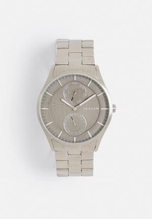 Skagen Holst Watches Silver