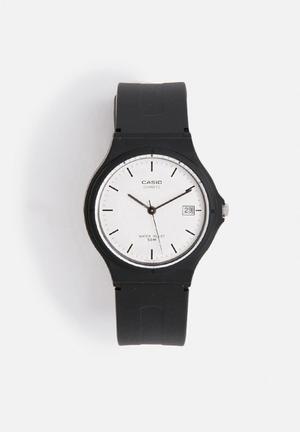 Casio Analog Watch MW59-7E Black