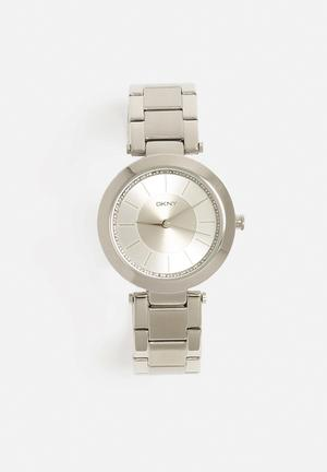 DKNY Stanhope 2.0 Watches Silver
