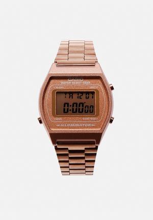 Casio Digital Wrist Watch Stainless Steel