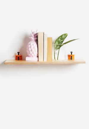 TRSTRL Small Clamp Shelf Orange