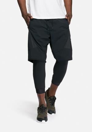 Nike Lebron 10 Shorts Black