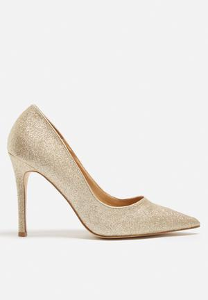 Madison® Tribeca Heels Gold