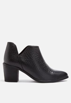 Pieces Sumiko Ankle Boot Black