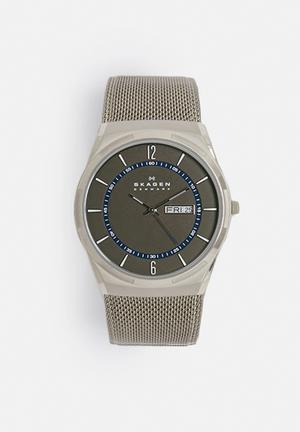 Skagen  Melbye Watches Grey
