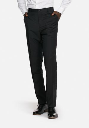 Casual Friday Max Suit Trousers Pants Black