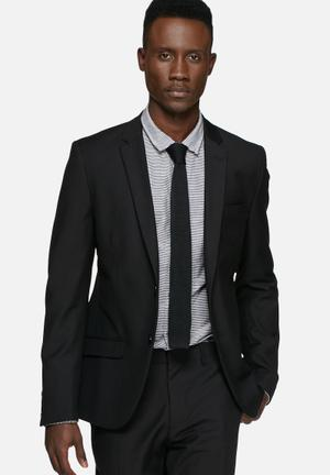 Only & Sons Talbot Blazer - Black Jackets & Coats Black