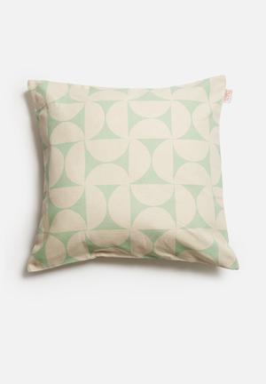 Skinny La Minx Breeze Cushion Cover Cotton / Linen