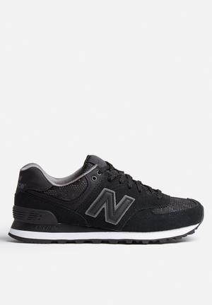 New Balance  WL574NLA Sneakers Black