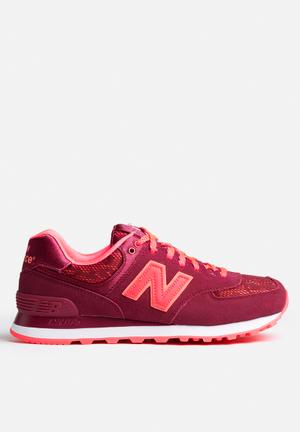 New Balance  WL574NLB Sneakers Purple