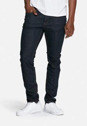 WeSC Alessandro Super Slim Fit Jeans Blue