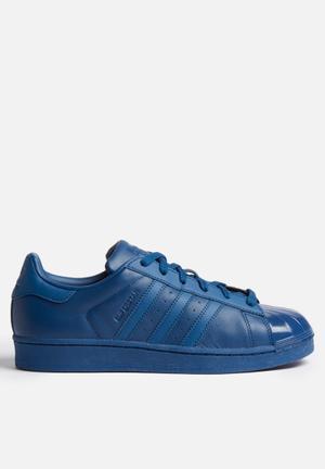 Adidas Originals Superstar Sneakers Navy