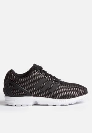 Adidas Originals ZX Flux Sneakers  Core Black / Ftwr White