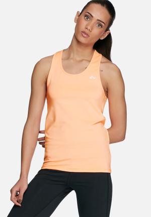 ONLY Play Lakisha Tank Top T-Shirts Neon Orange