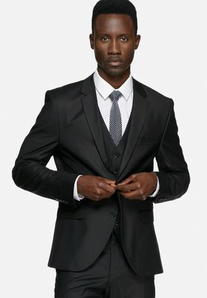 Selected Homme Logan Blazer Jackets & Coats Black
