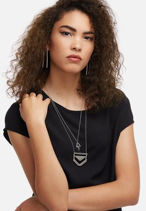 Vero Moda Catrine Necklace Jewellery Silver