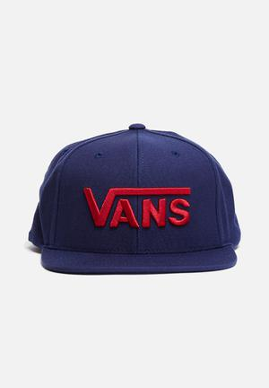 Vans Drop V Snapback Headwear Navy