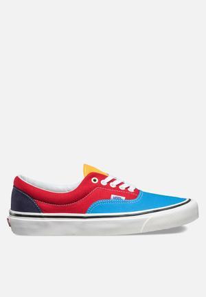 Vans Era 95 Reissue Sneakers Blue / Yellow / Red / Black