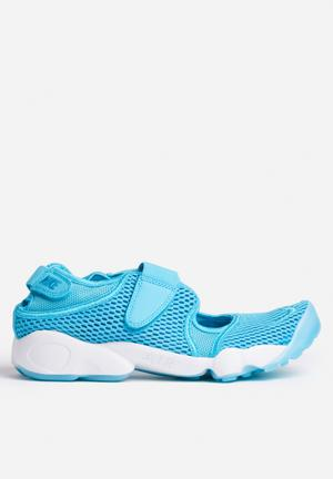 Nike Air Rift Breathe Sneakers Gamma Blue / Blue Lagoon